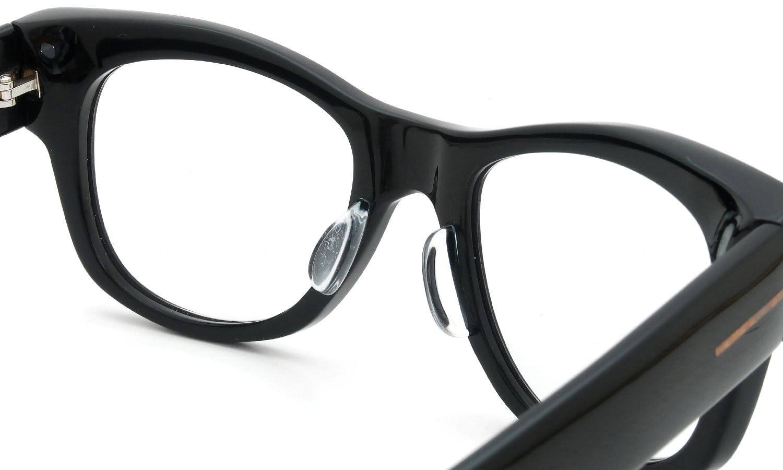 眼鏡の鼻あて・パット交換 TOM-FORD TF5040 B5 裏
