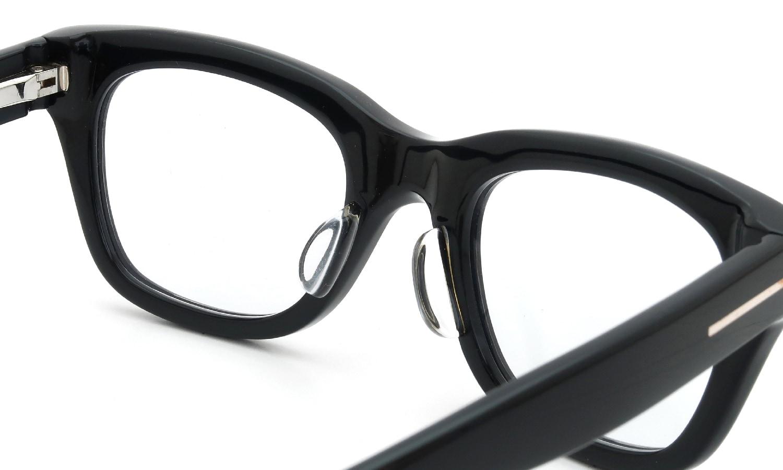 眼鏡の鼻あて・パット交換 TOM-FORD TF5178 0012 裏