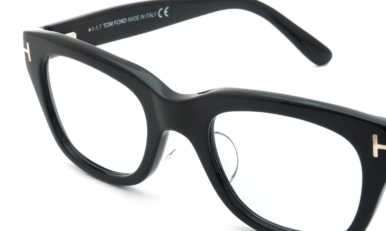 眼鏡の鼻あて・パット交換 TOM-FORD TF5178 001 面