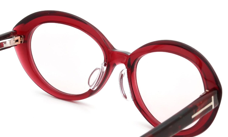 眼鏡の鼻あて・パット交換 TOM-FORD TF5040 071 裏