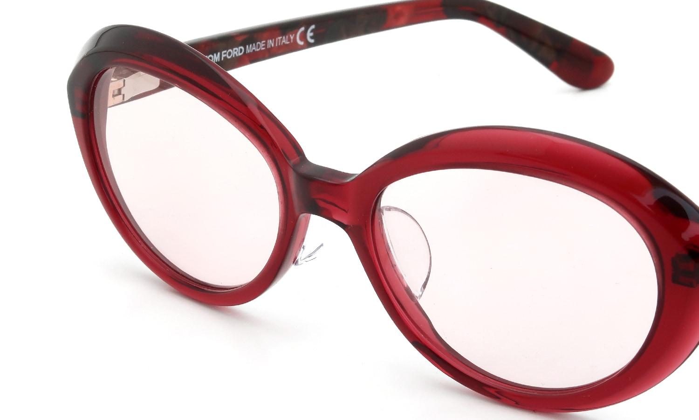 眼鏡の鼻あて・パット交換 TOM-FORD TF5040 071 面