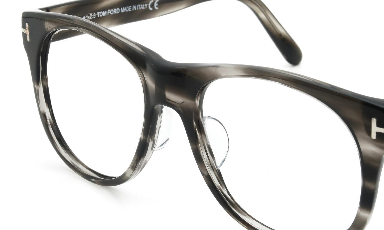 眼鏡の鼻あて・パット交換 TOM-FORD TF5314_020 面