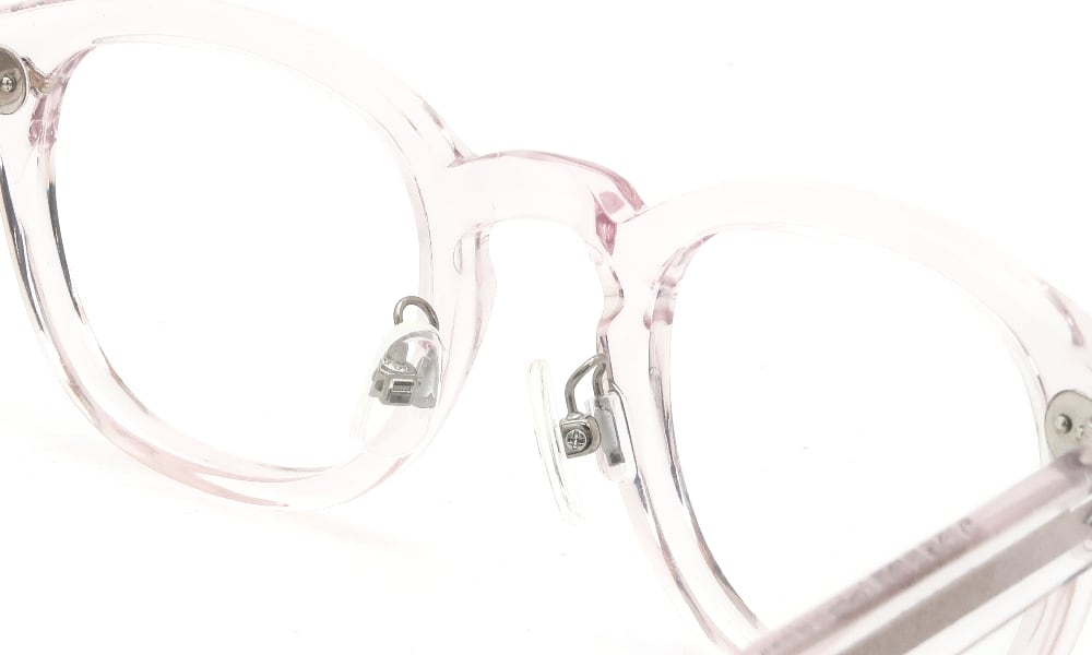 眼鏡の鼻あて・パット交換 LEMTOSH BRUSH 46 後