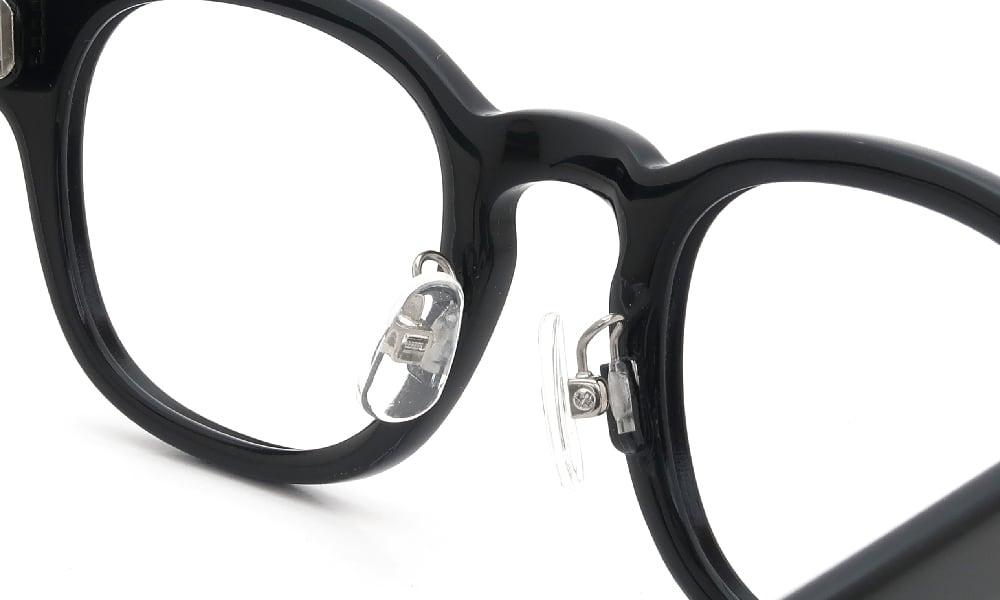 眼鏡の鼻あて・パット交換 BJ-classic p-551 C1 後