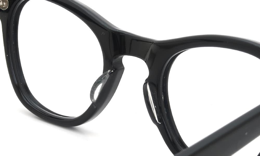 眼鏡の鼻あて・パット交換 TART OPTICA vintsge Leading LIZ BK 前