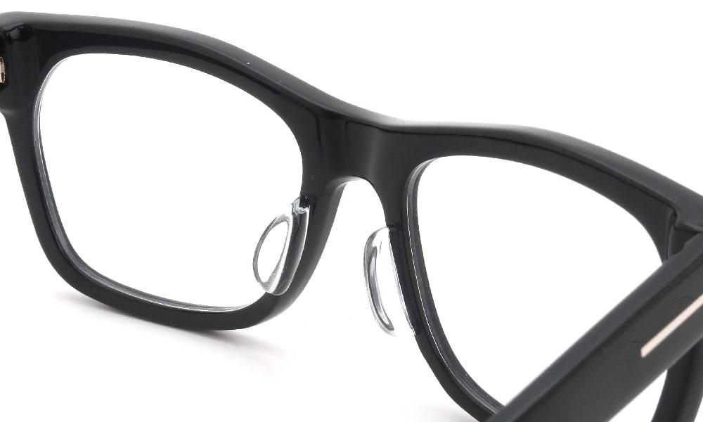 眼鏡の鼻あて・パット交換 TOM-FORD TF5468 002 後