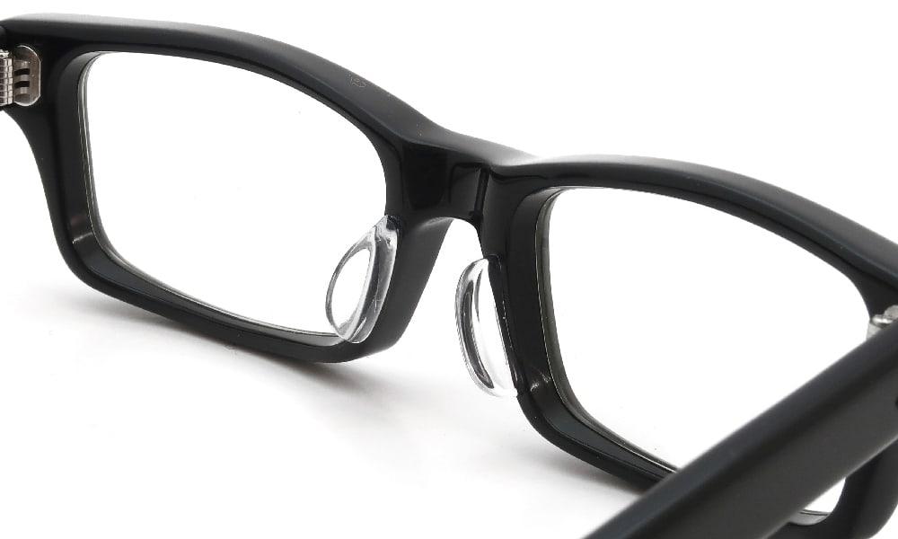 眼鏡の鼻あて・パット交換 EFFECTOR whammy2 BK 後