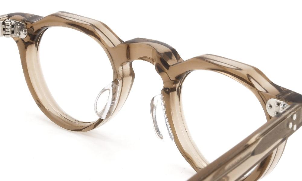 眼鏡の鼻あて・パット交換 Lesca BERTOLD 8 後