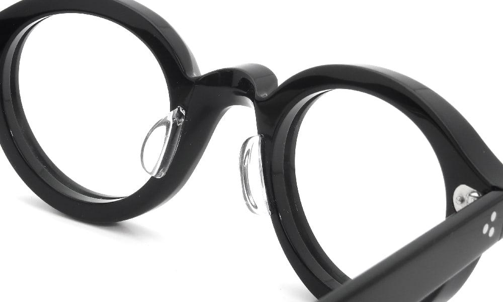 眼鏡の鼻あて・パット交換 Lesca La Corb's 100 後