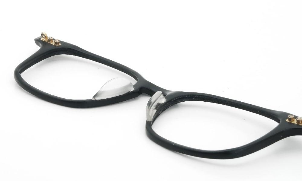 眼鏡の鼻あて・パット交換 DITA BUCKEY DRX-2072-D 前