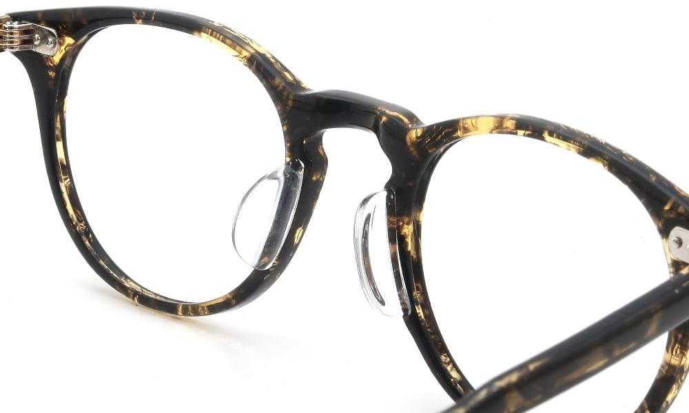 眼鏡の鼻あて・パット交換 GLCO WINWARD BKA 後