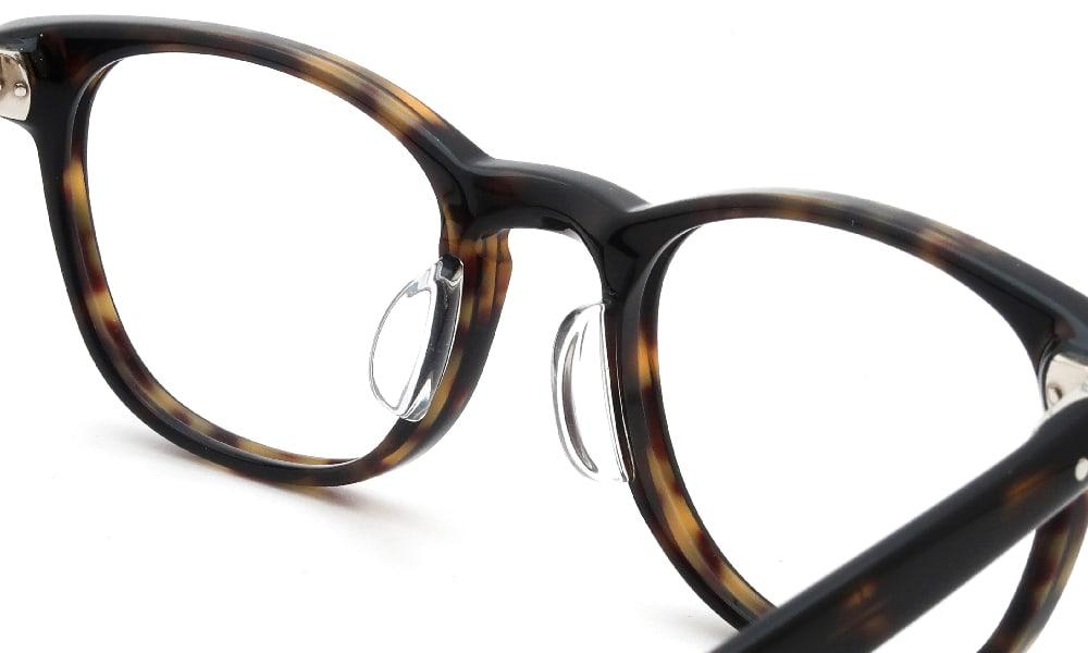 眼鏡の鼻あて・パット交換 Lunor A6 246 02 後