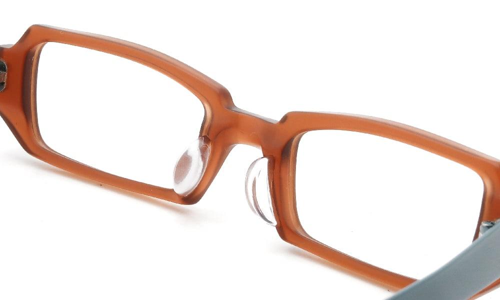 眼鏡の鼻あて・パット交換 ANNE&VALENTIN MAREE 105 後