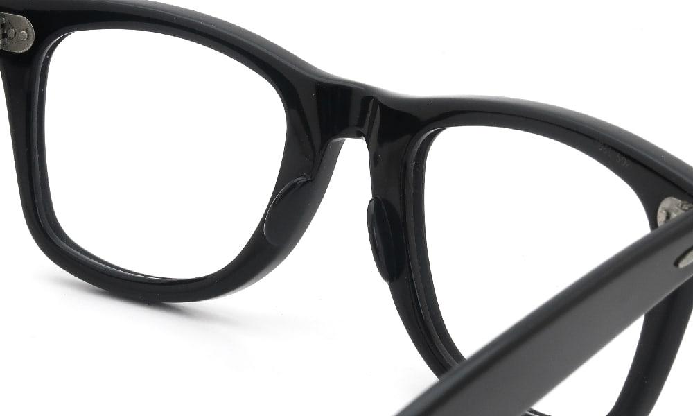 眼鏡の鼻あて・パット交換 CHROME-HEARTS VAGILANTE BMZ 後1