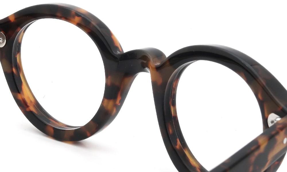 眼鏡の鼻あて・パット交換 Lesca La-Corbs H827 前