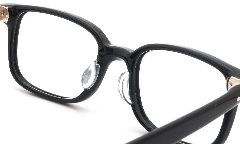 眼鏡の鼻あて・パット交換 Lunor A5 230 01 後1