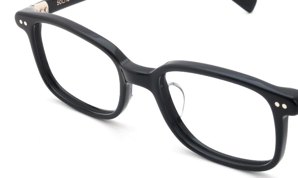 眼鏡の鼻あて・パット交換 Lunor A5 230 01 後2