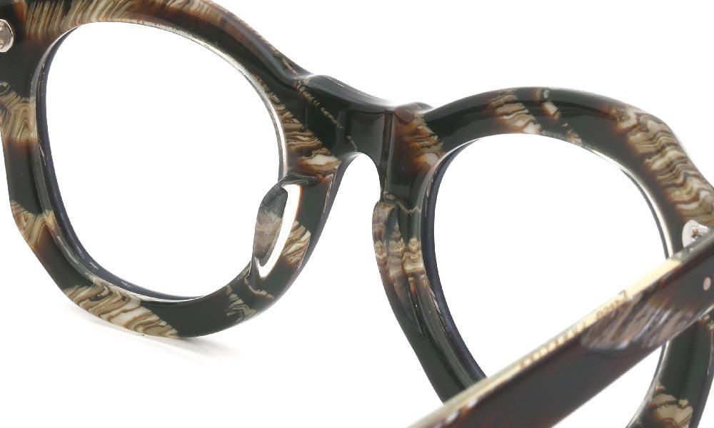 眼鏡の鼻あて・パット交換 Lesca POP 32 前