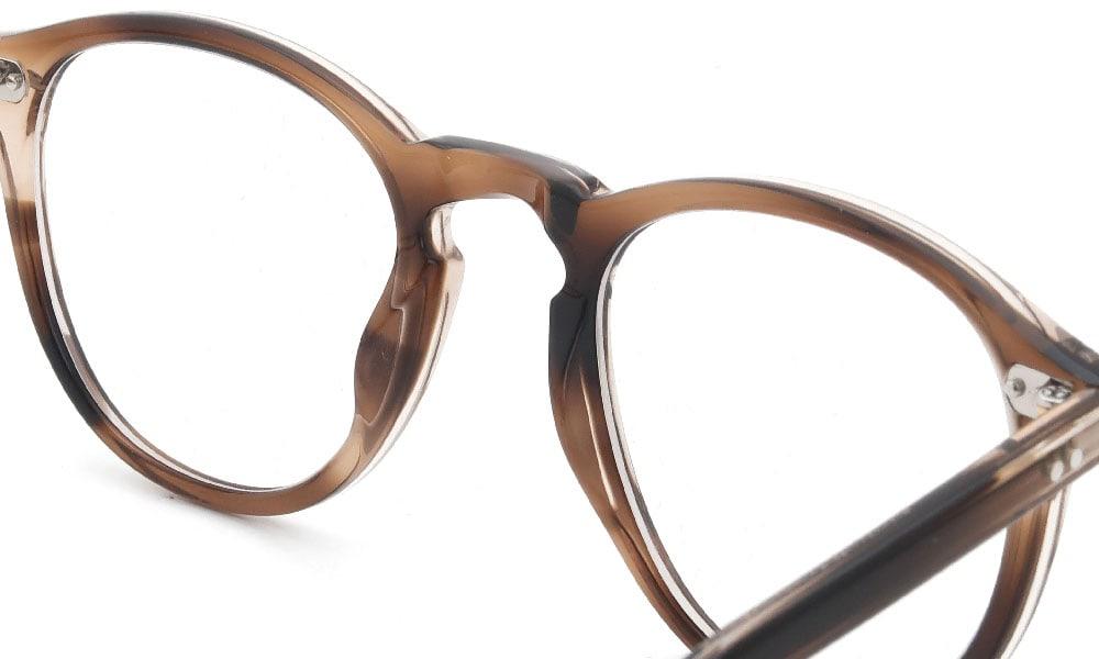 眼鏡の鼻あて・パット交換 GLCO HAMPTON KHT 前
