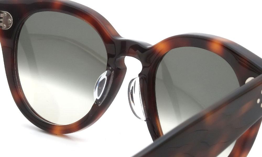 眼鏡の鼻あて・パット交換 Celine CL41049-S 05L XM 後