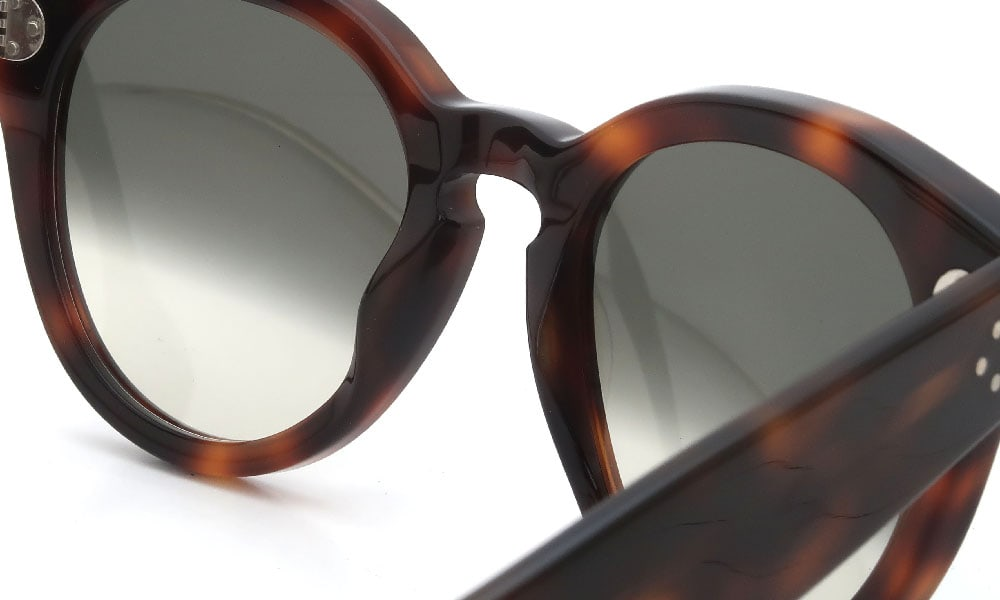 眼鏡の鼻あて・パット交換 Celine CL41049-S 05L XM 前