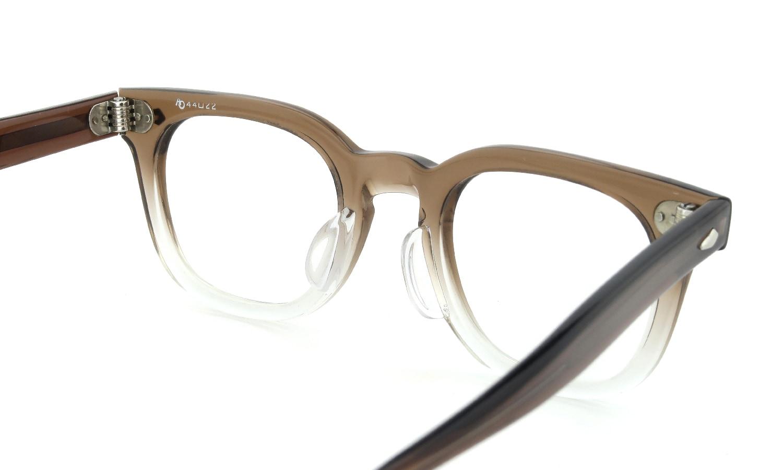 眼鏡の鼻あて・パット交換 AMERICAN-OPTICAL-VINTAGE STADIUM 表