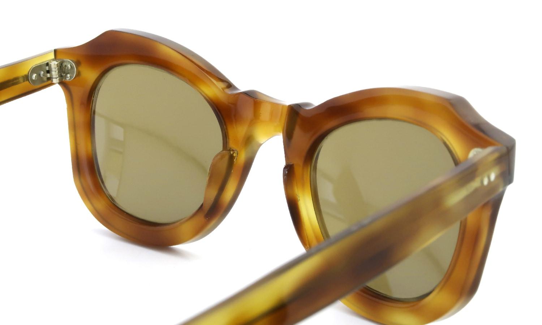 眼鏡の鼻あて・パット交換 Lesca_vintage BUTTERFLY Light-Demi v1 前