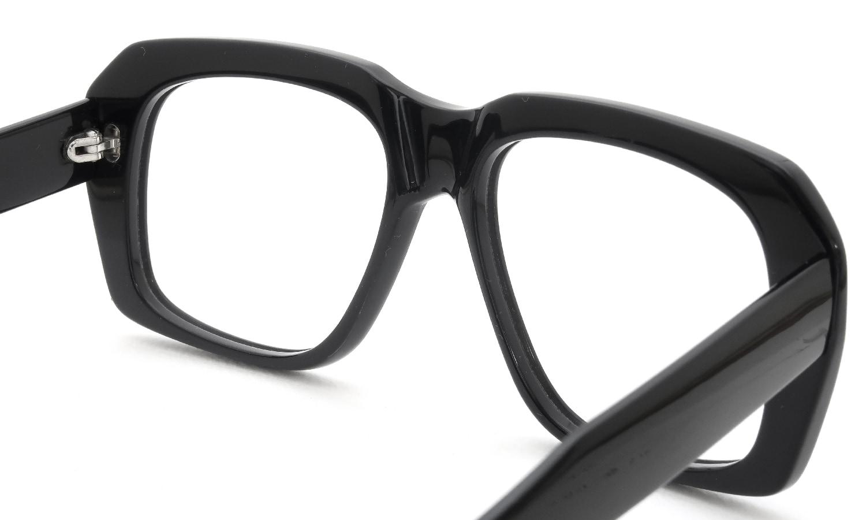 眼鏡の鼻あて・パット交換 Preciosa mod.940 Black 前