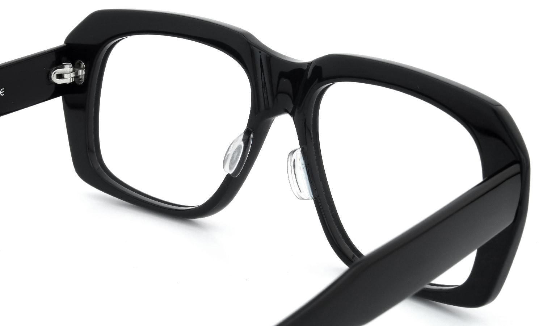 眼鏡の鼻あて・パット交換 Preciosa mod.940 Black 後