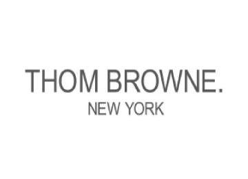 THOM BROWNE. logo