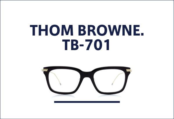 THOM BROWNE. TB-701
