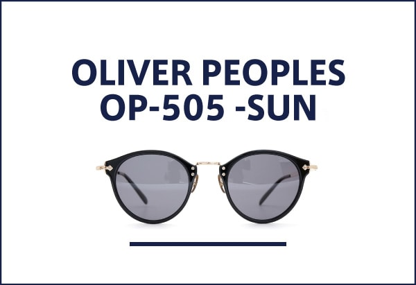OLIVER PEOPLES OP505