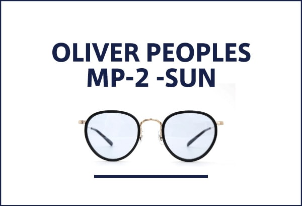 OLIVER PEOPLES  MP2