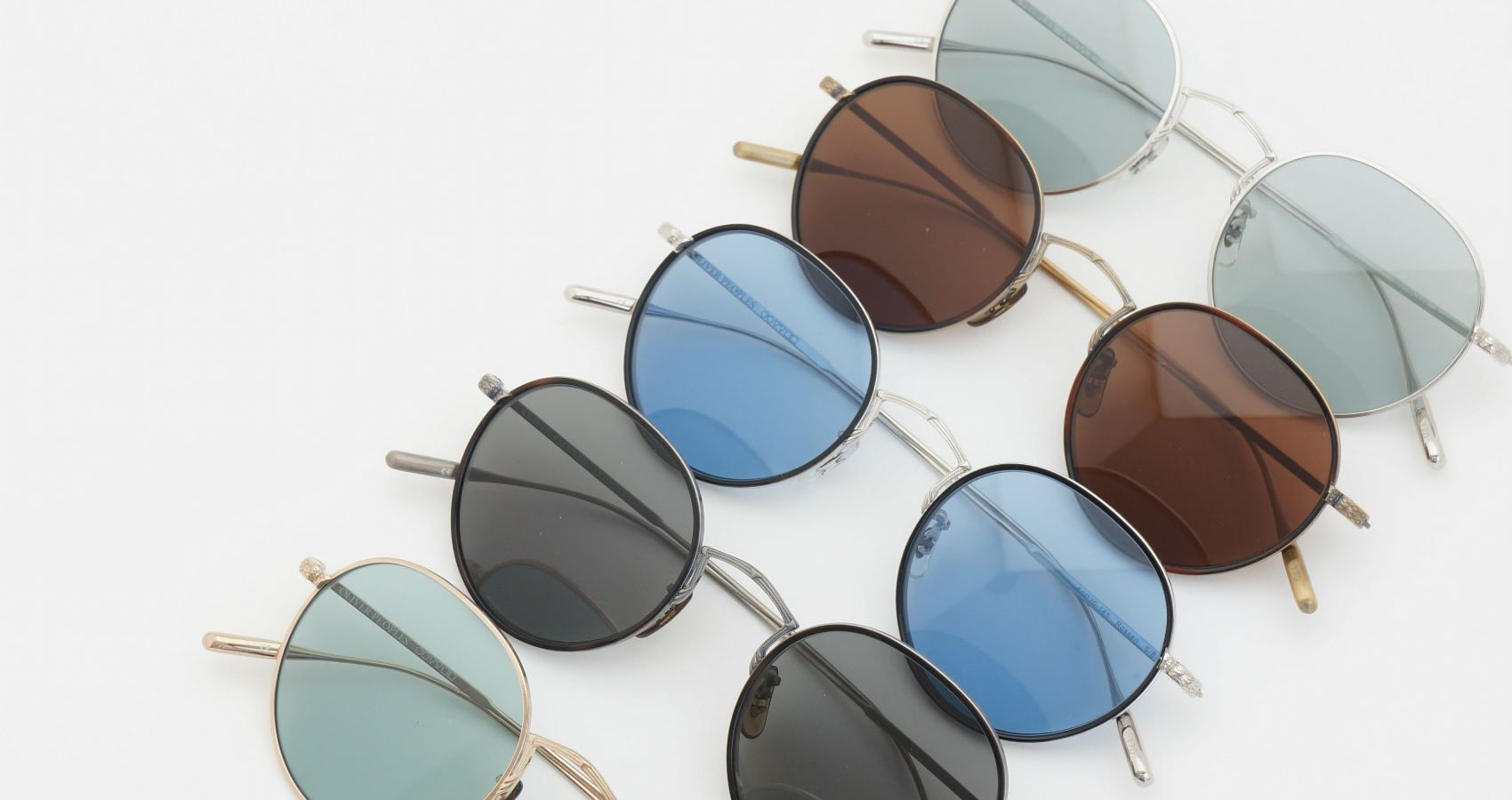 OLIVER PEOPLES サングラス